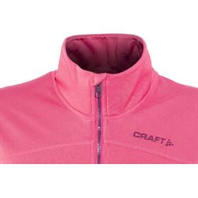 Craft Pin Halfzip Pullover Damen fantasy/tune